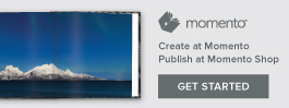 Create your own photobooks, calendars, cards and more with the free Momento Software from www.momento.com.au